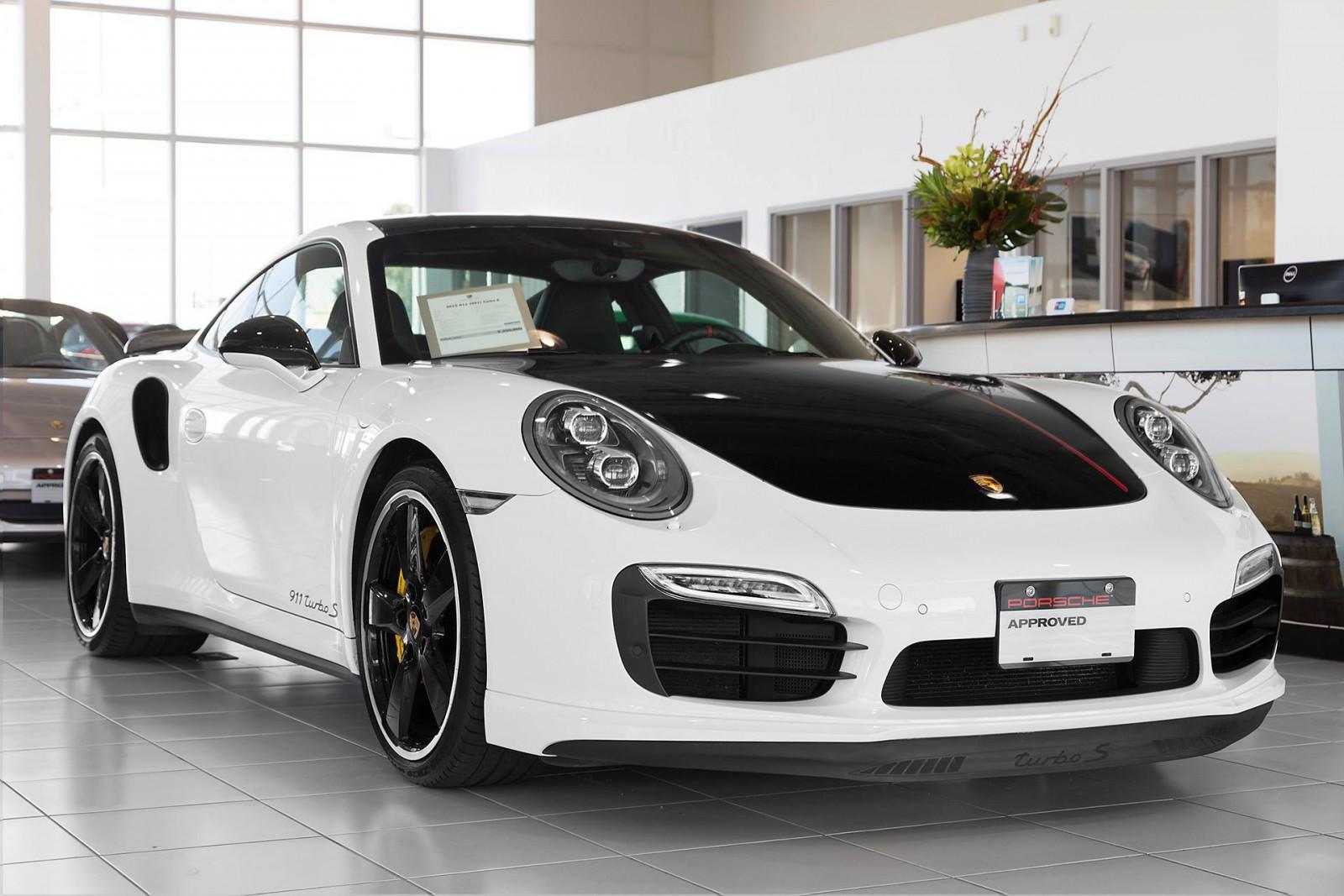Porsche 911 Turbo S Pfaff Exclusive Edition For Sale in Canada ...