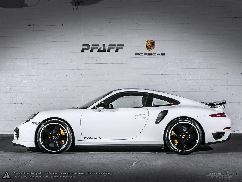 porsche 911 turbo s pfaff exclusive edition for sale in canada gtspirit. Black Bedroom Furniture Sets. Home Design Ideas