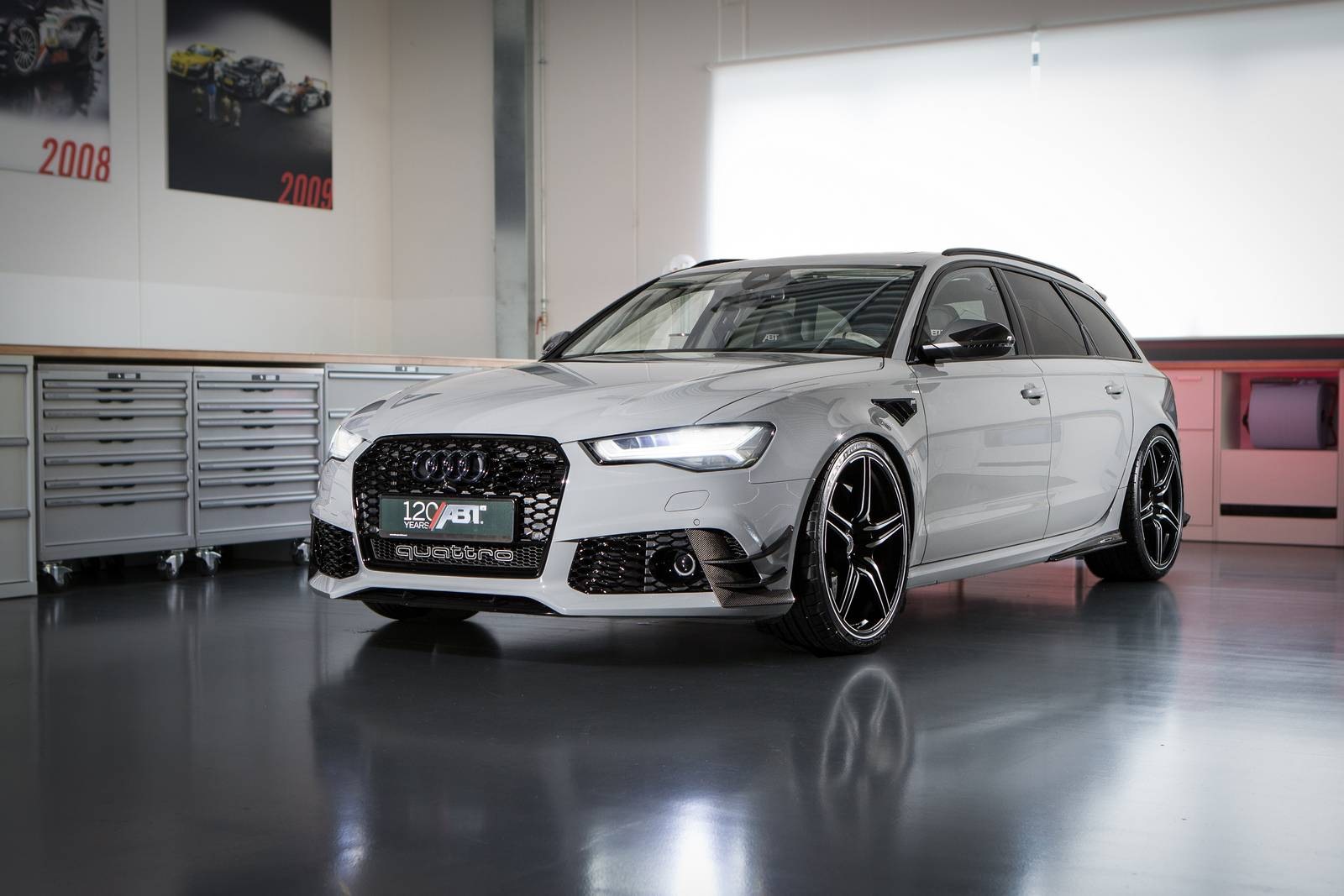 Official ABT Audi RS Of GTspirit - Audi rs6