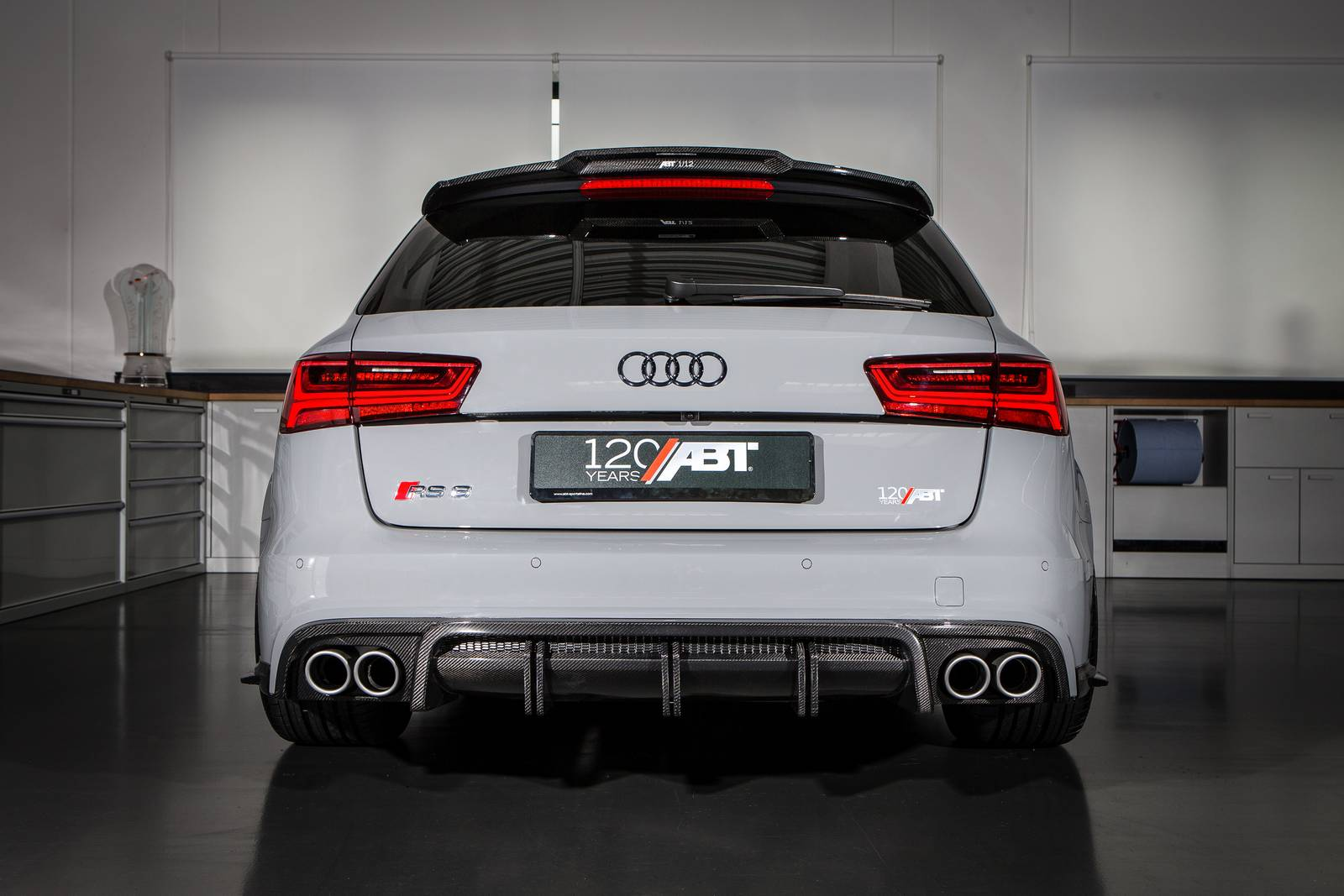 Official Abt Audi Rs6 Quot 1 Of 12 Quot Gtspirit