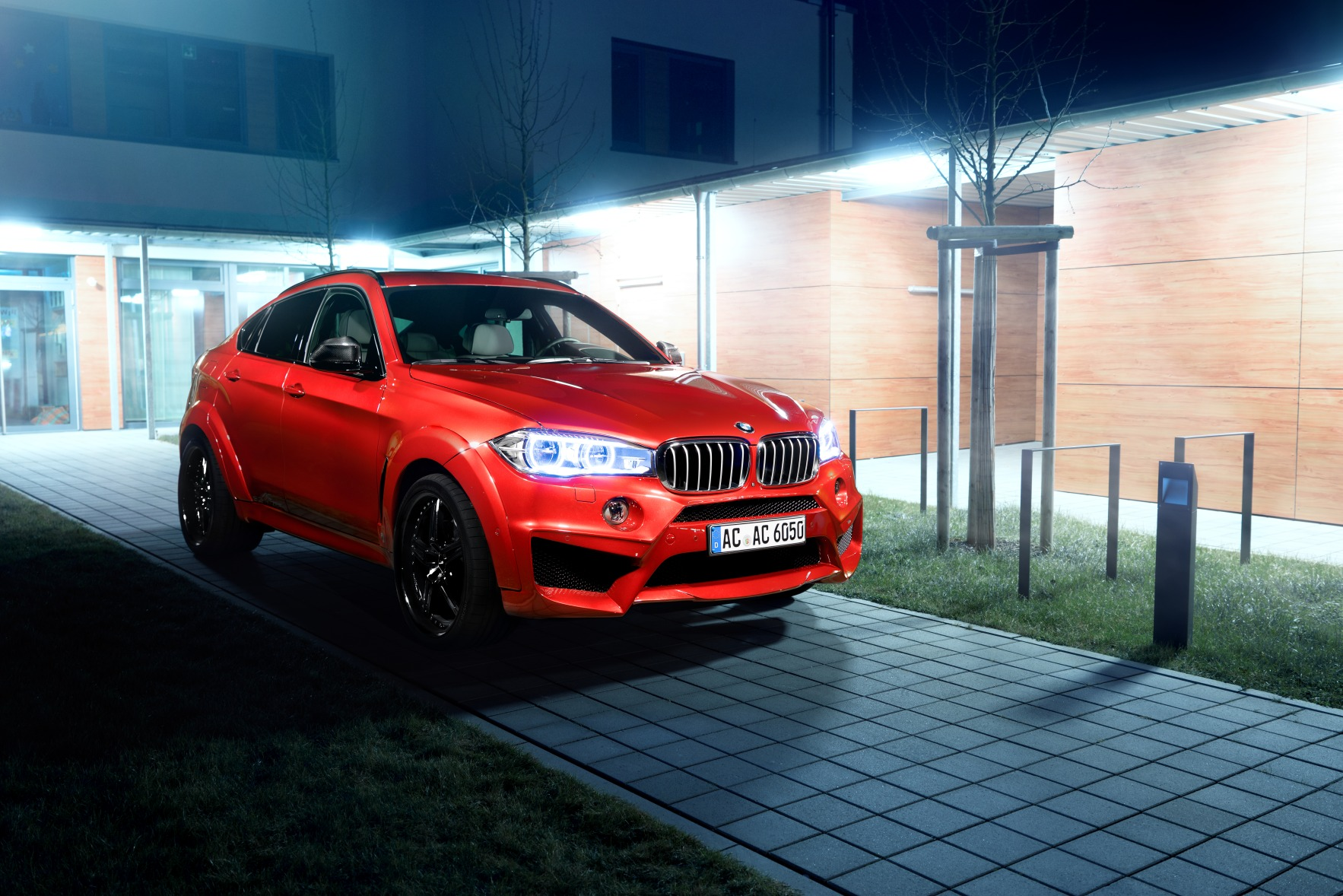 Official AC Schnitzer BMW X Falcon GTspirit - Bmw ac schnitzer