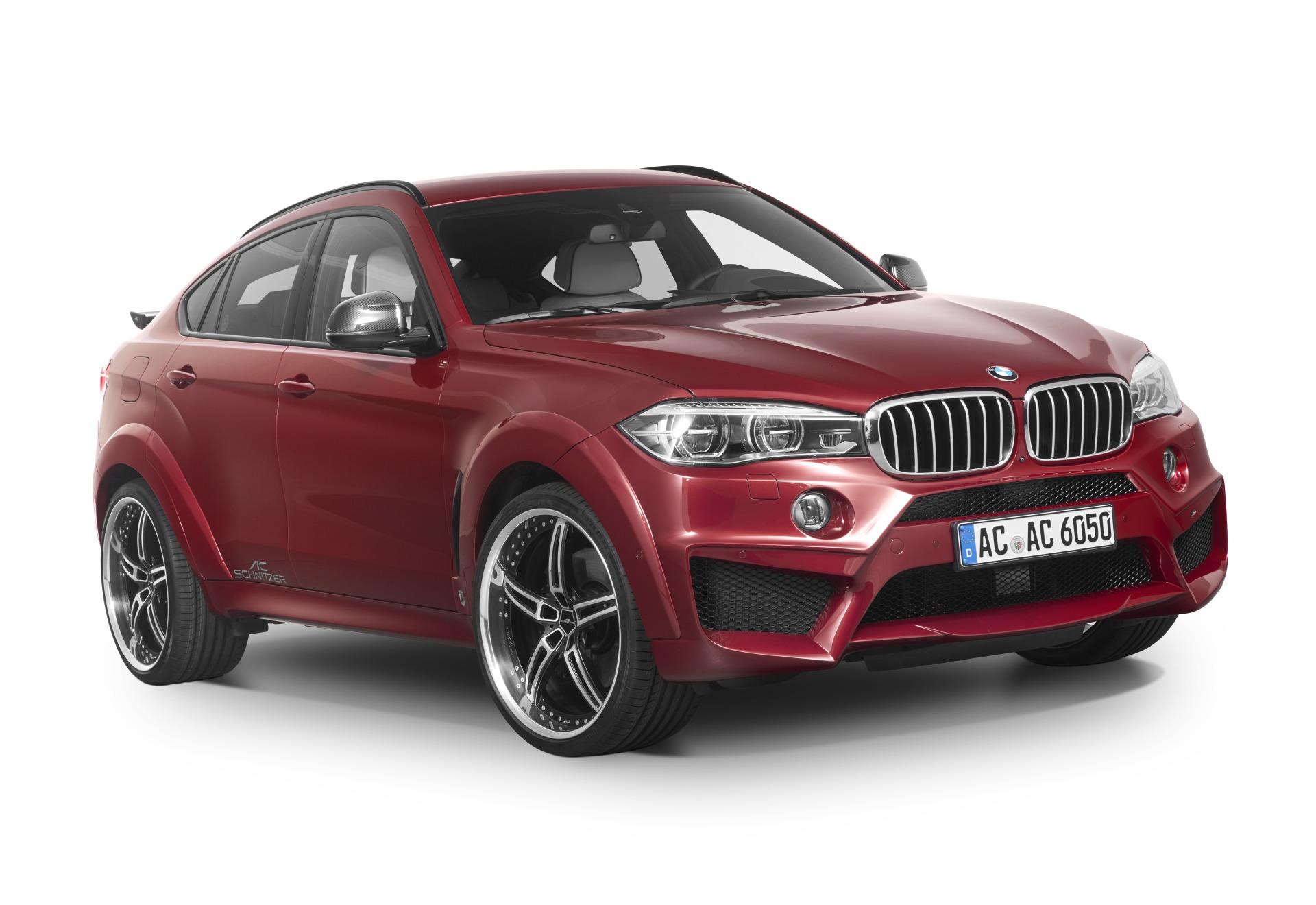 Official: AC Schnitzer BMW X6 Falcon  GTspirit