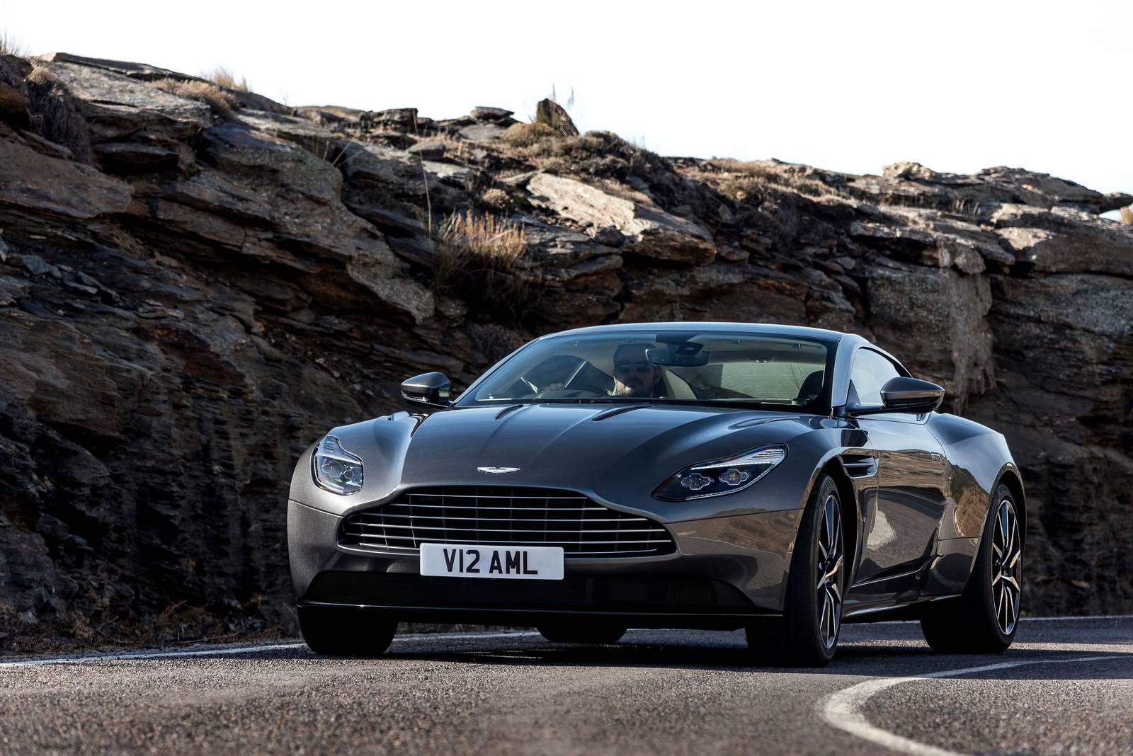 Official 2017 Aston Martin Db11 Gtspirit