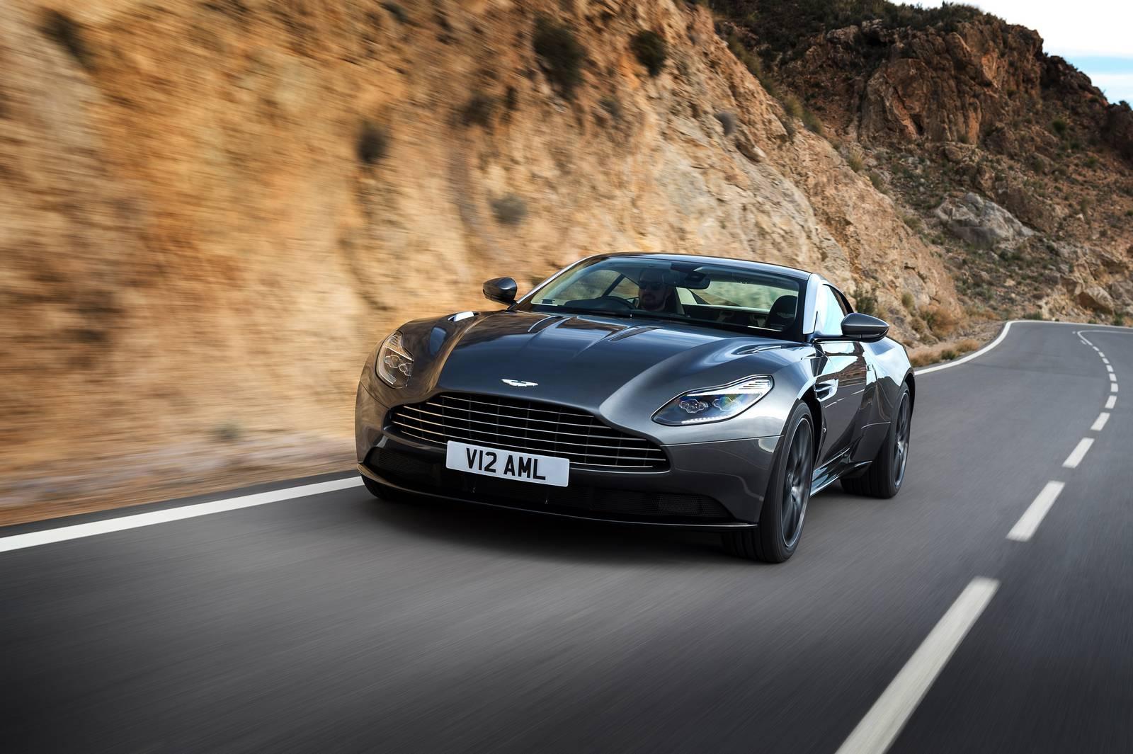 Aston Martin to Launch Five AllNew Models by 2020  GTspirit
