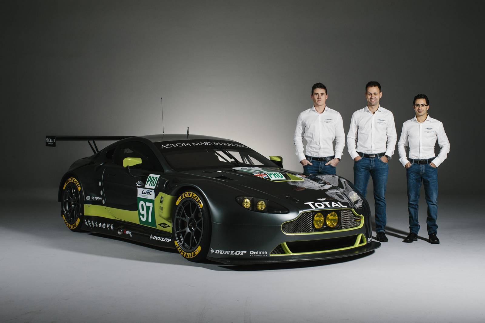 Official 2016 Aston Martin V8 Vantage Gte And V12 Vantage Gt3