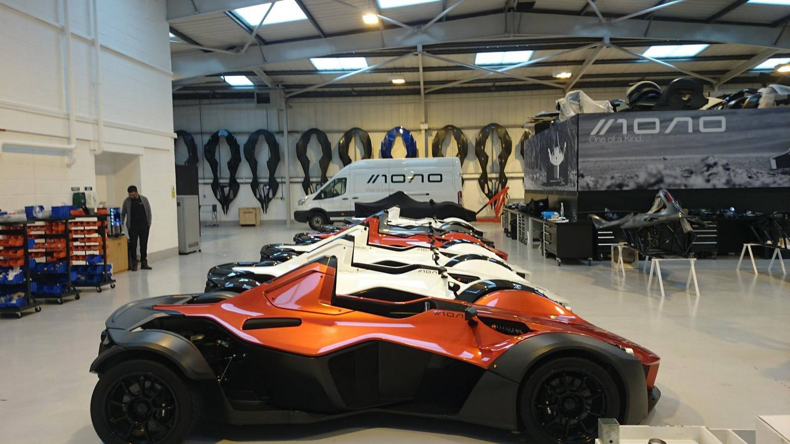 Bac Mono For Sale >> 2016 BAC Mono Gets New Chassis and More Interior Space - GTspirit