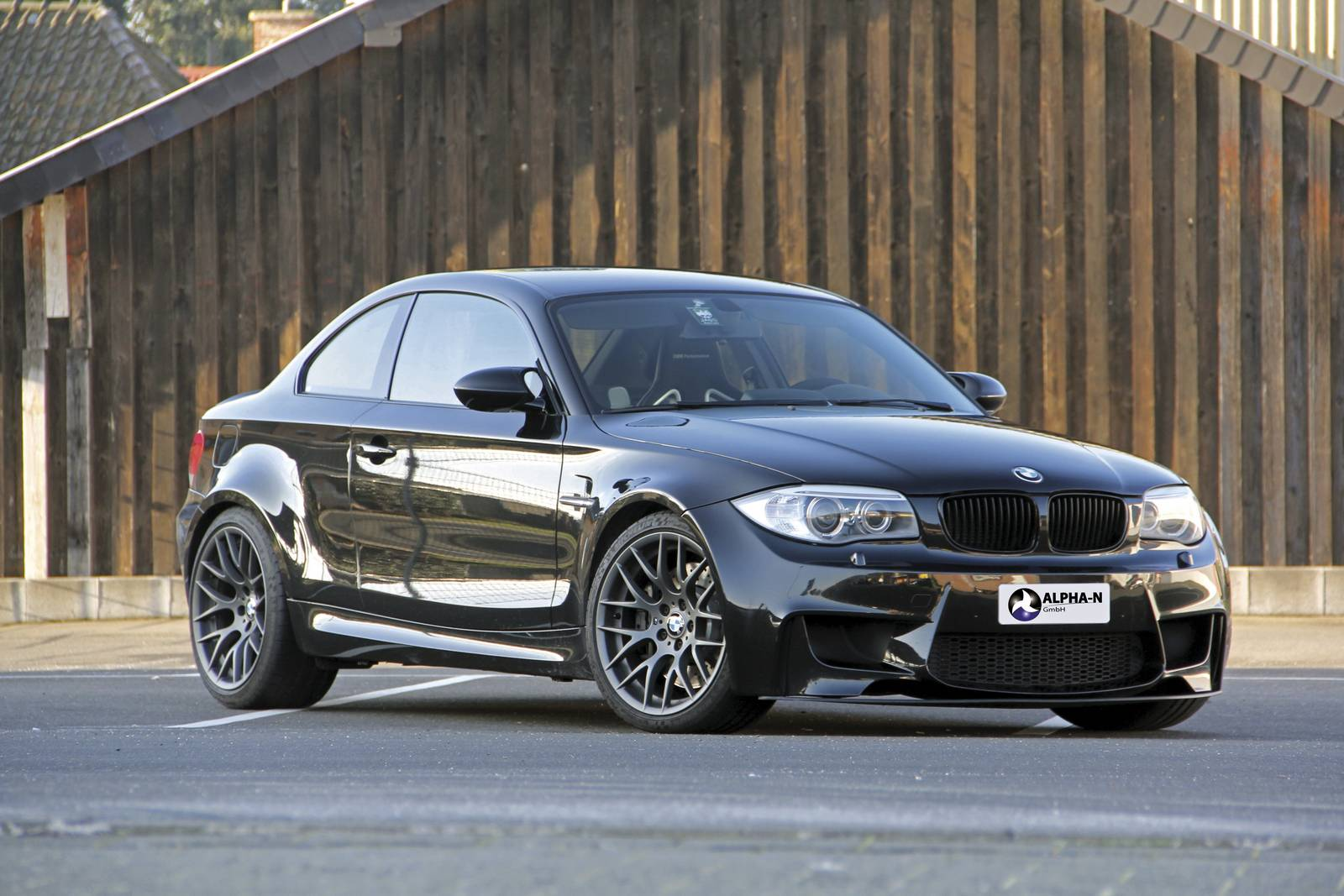 Official: 564hp BMW 1 Series M Coupe by Alpha-N Performance - GTspirit