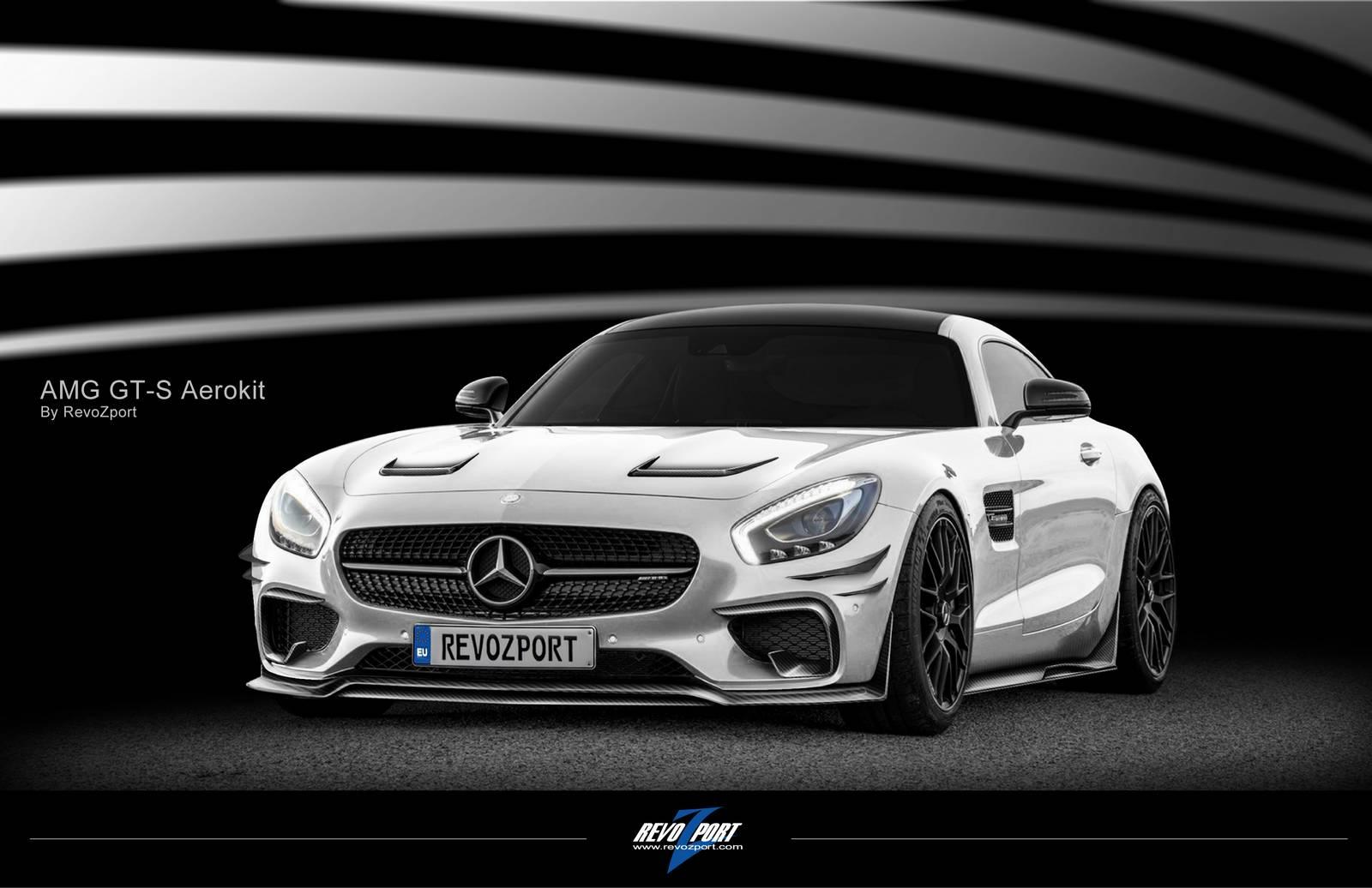 Official Revozport Mercedes Amg Gts Rz Gtspirit