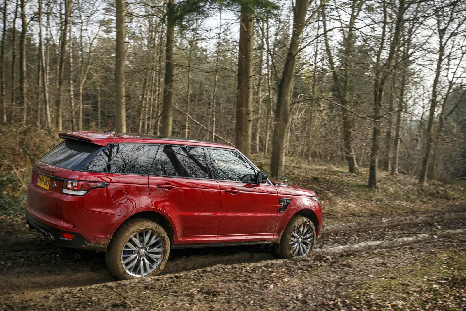 2016 Range Rover Sport SVR Review  GTspirit