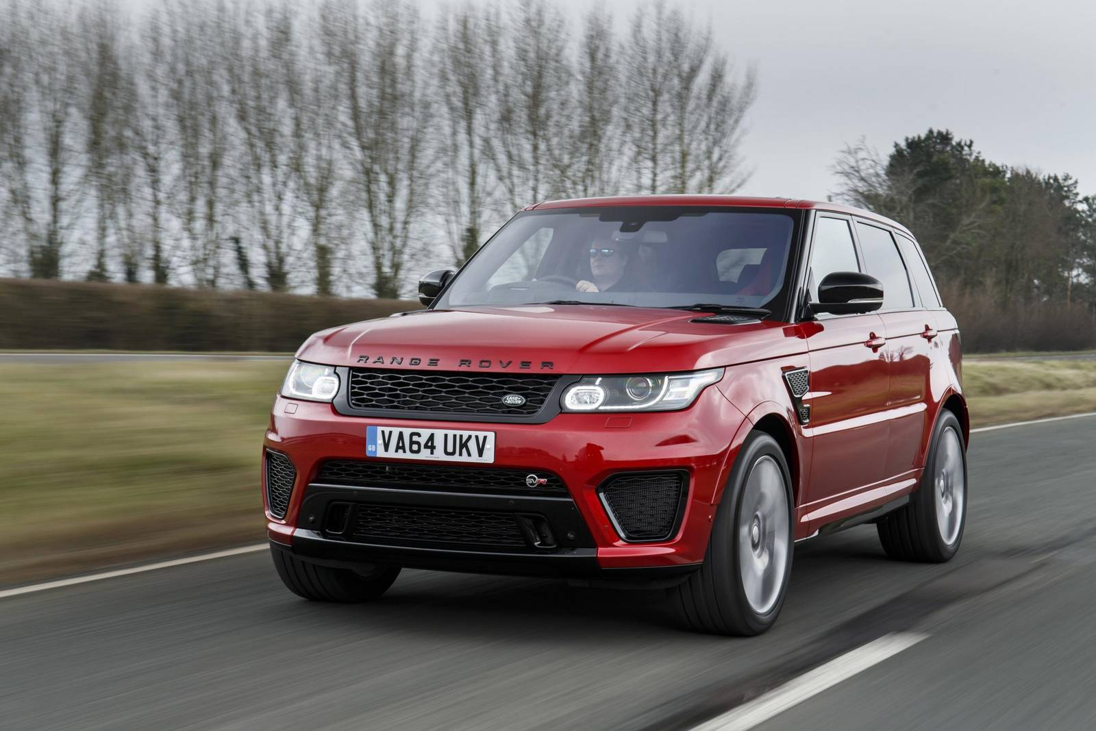 2016 range rover sport svr review gtspirit. Black Bedroom Furniture Sets. Home Design Ideas