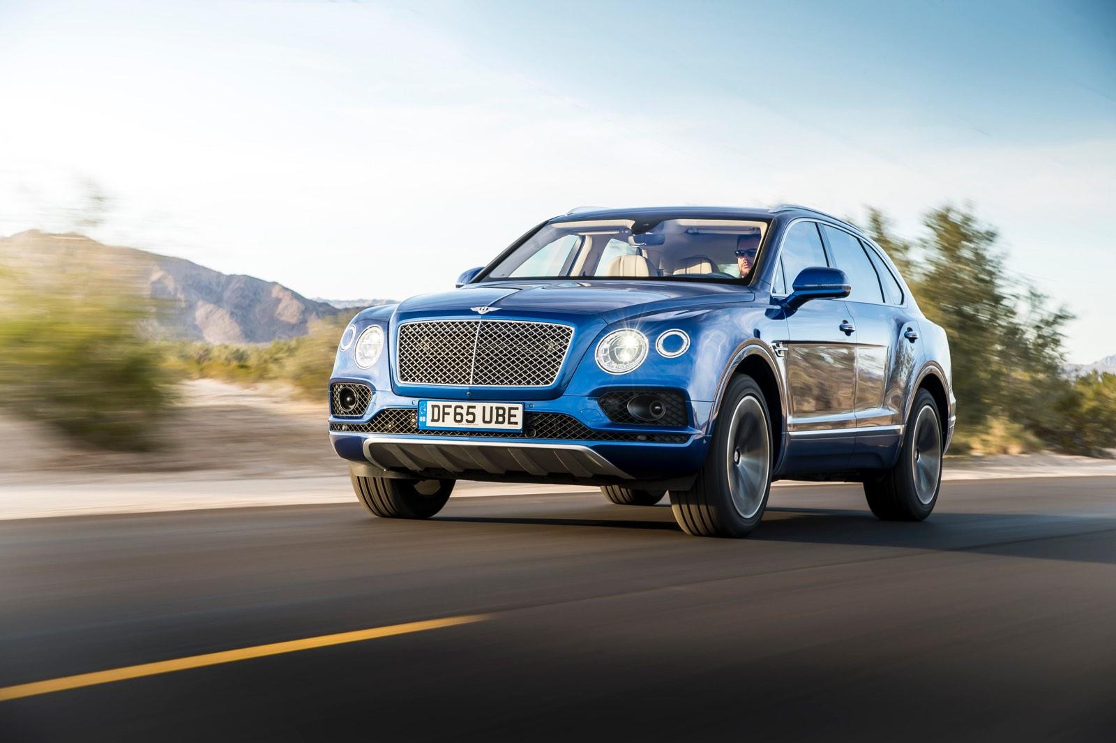 2016 Bentley Bentayga Review - GTspirit