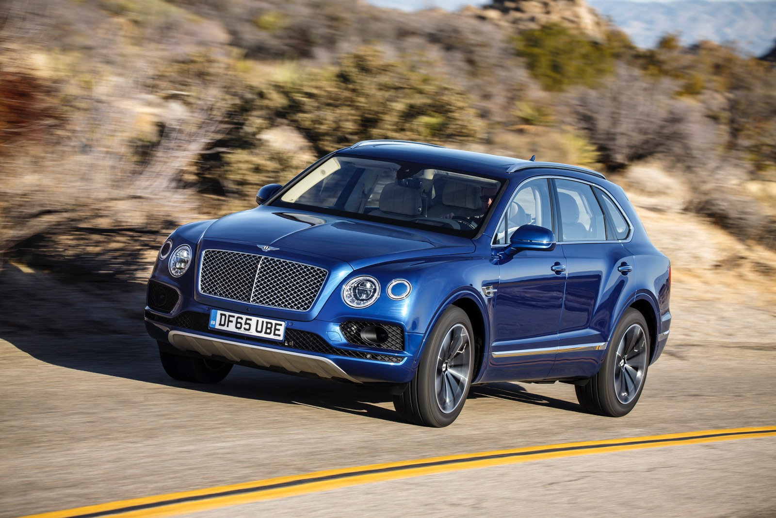 First Bentley Bentayga Deliveries Kick Off In Crewe