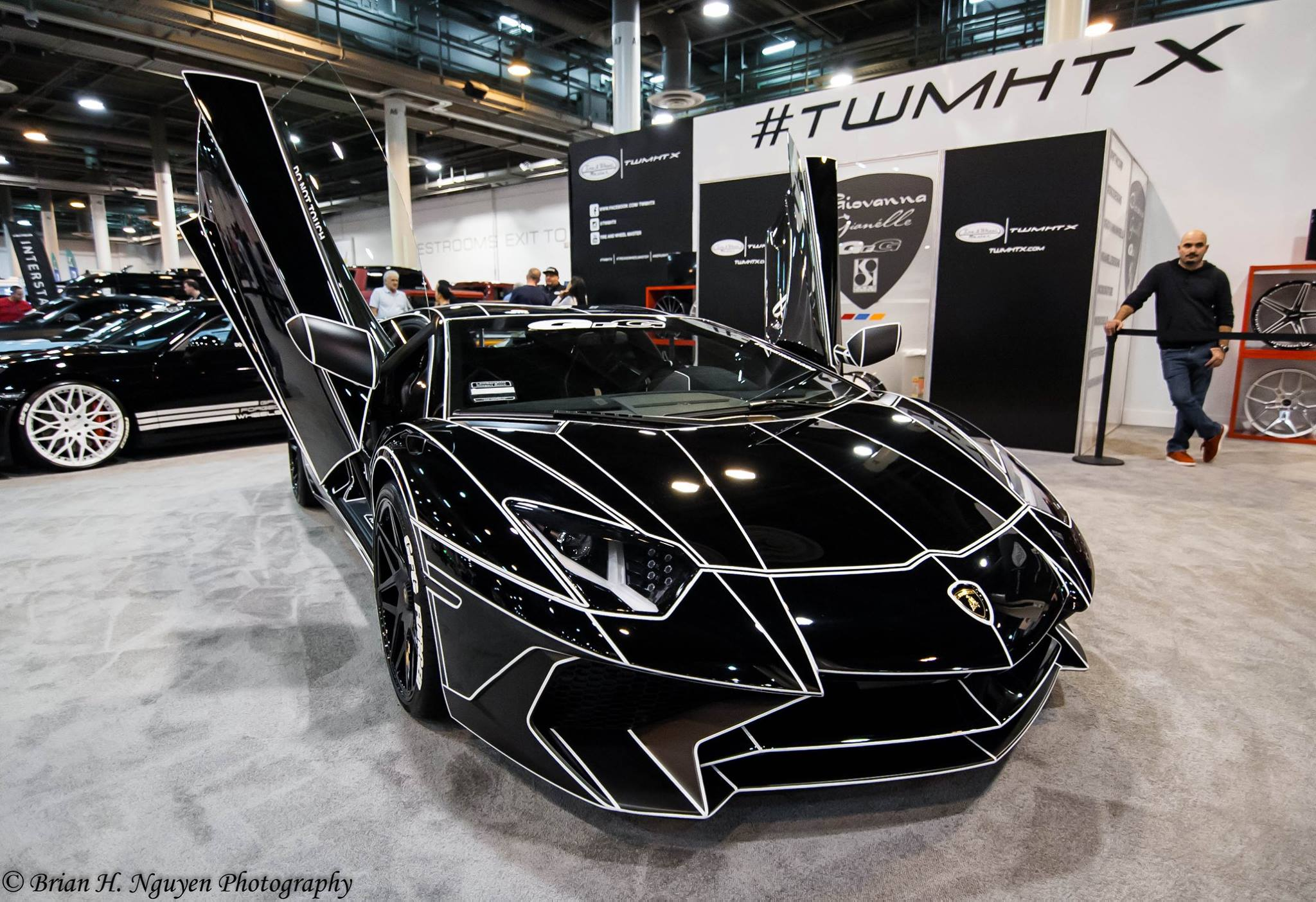 Lamborghini aventador sv wallpaper full hd