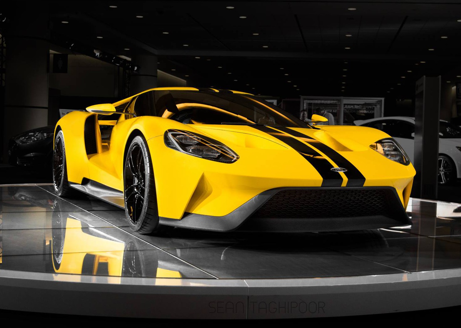 Home Breaking News 2017 Ford Gt Output 647hp 745nm And 216mph Top Sd