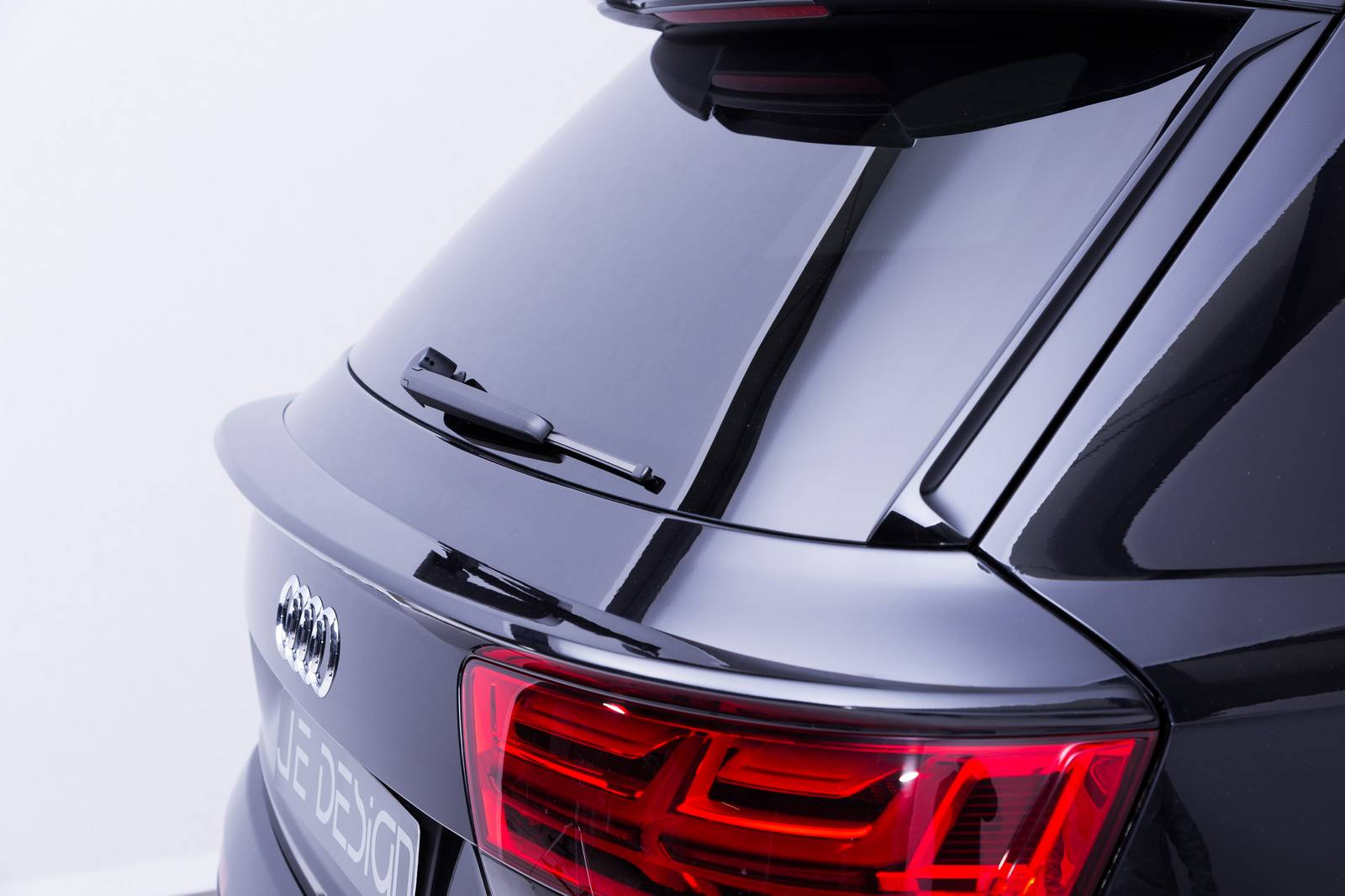 Official: Audi SQ7 and Q7 Widebody by JE Design