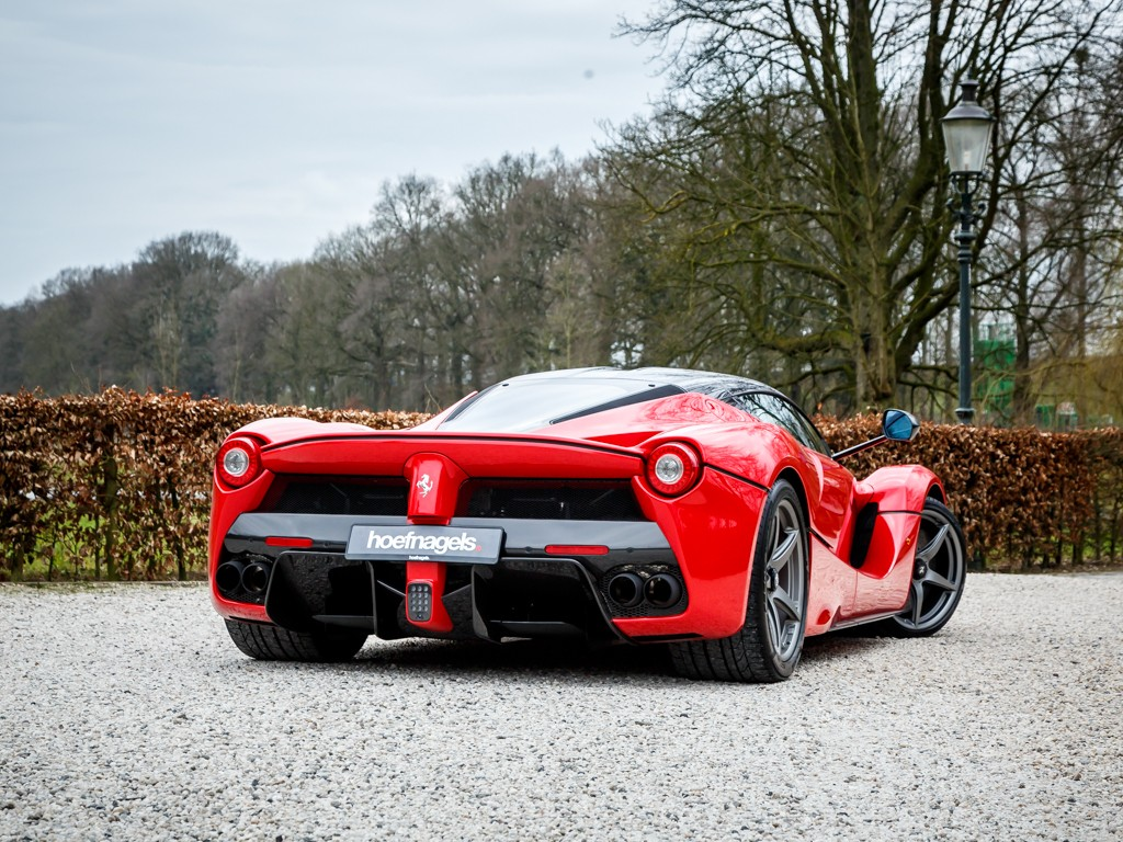 Ferrari Laferrari For Sale In The Netherlands Gtspirit