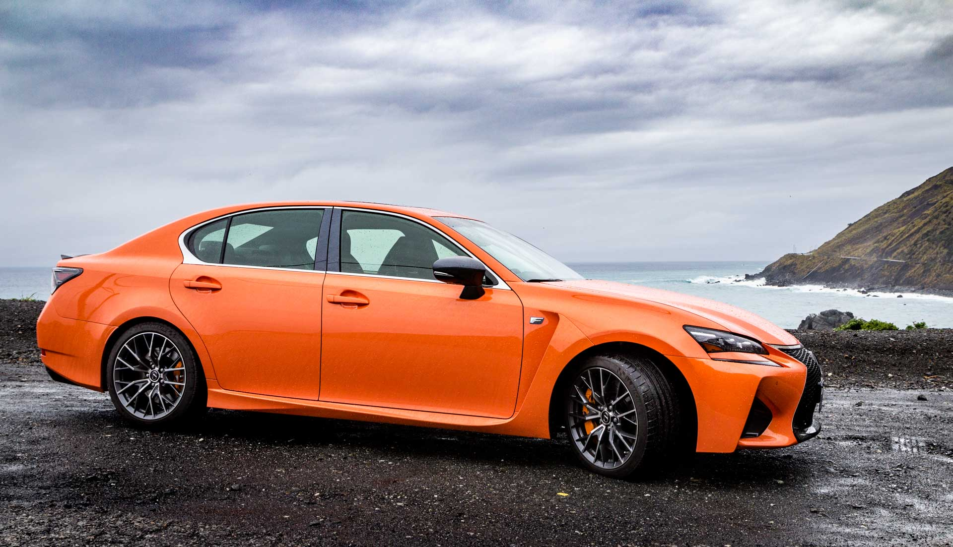 Excellent 2016 Lexus GS F Review  GTspirit