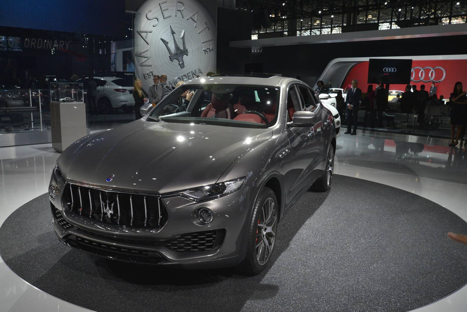2017 maserati levante priced from 54 335 in the uk gtspirit. Black Bedroom Furniture Sets. Home Design Ideas