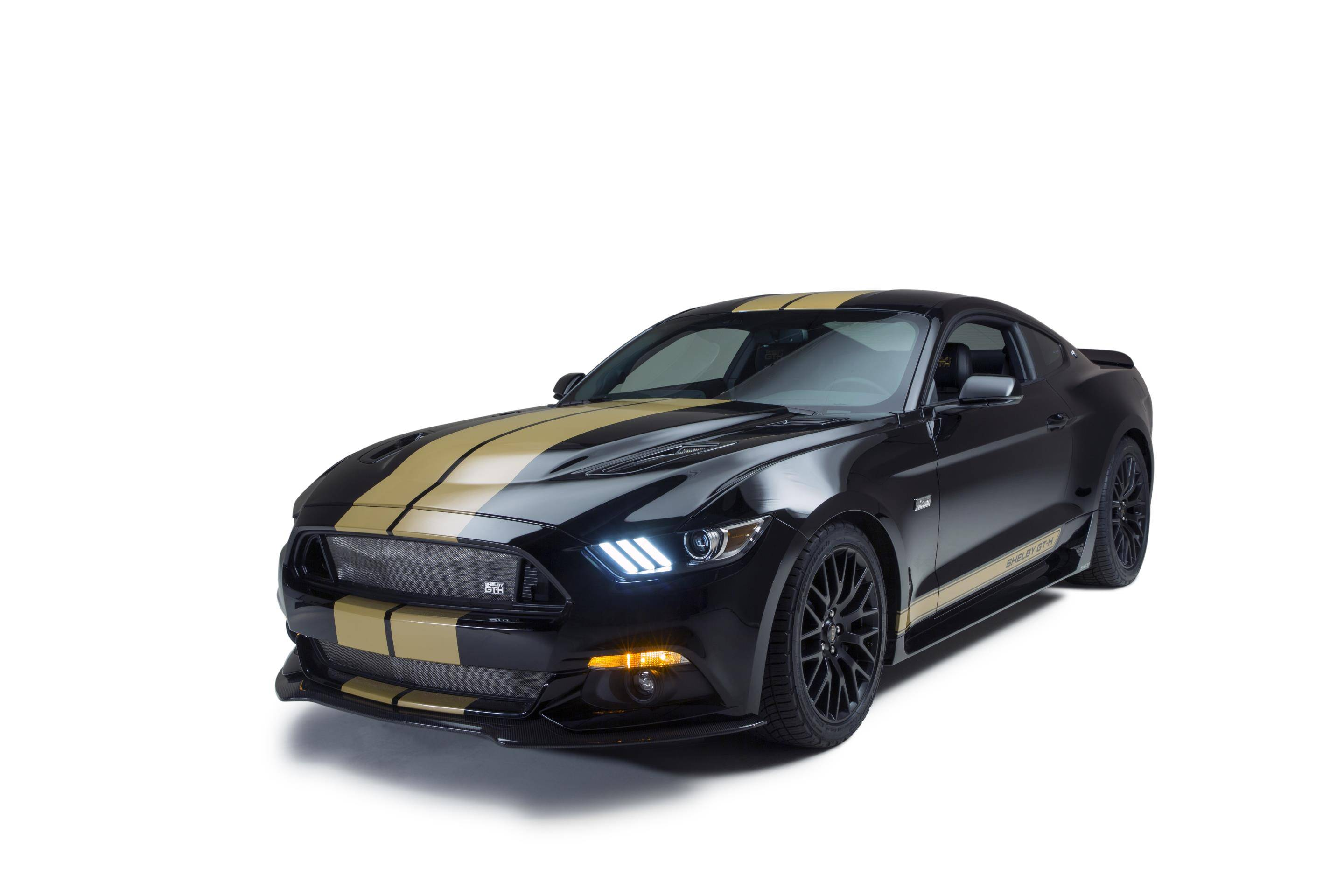 Official 2016 Ford Shelby Gt H 50th Anniversary Edition