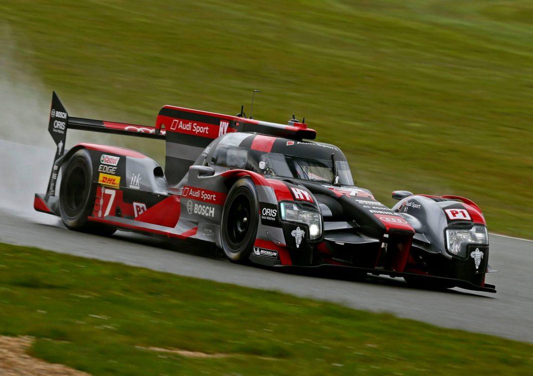 Audi R18 For Sale >> FIA WEC: Audi Qualifies 1-2 for 6 Hours of Silverstone Ending Porsche's Streak - GTspirit