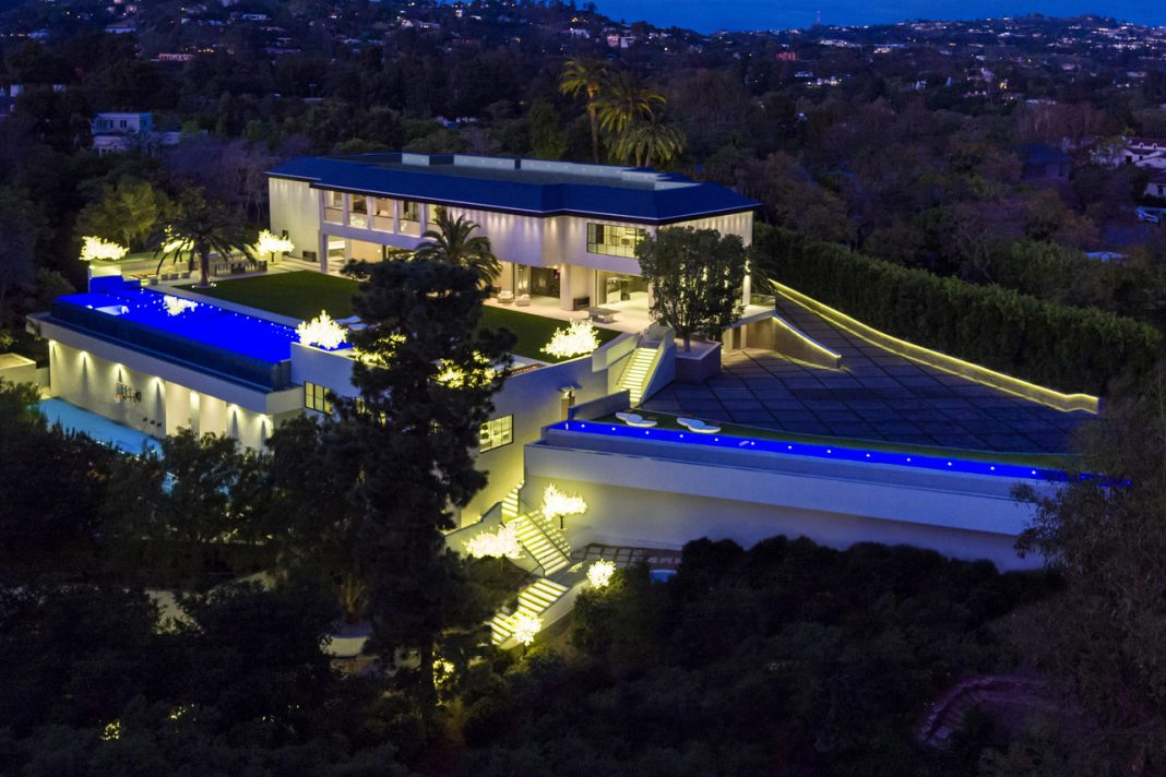 Holmby Hills Mansion
