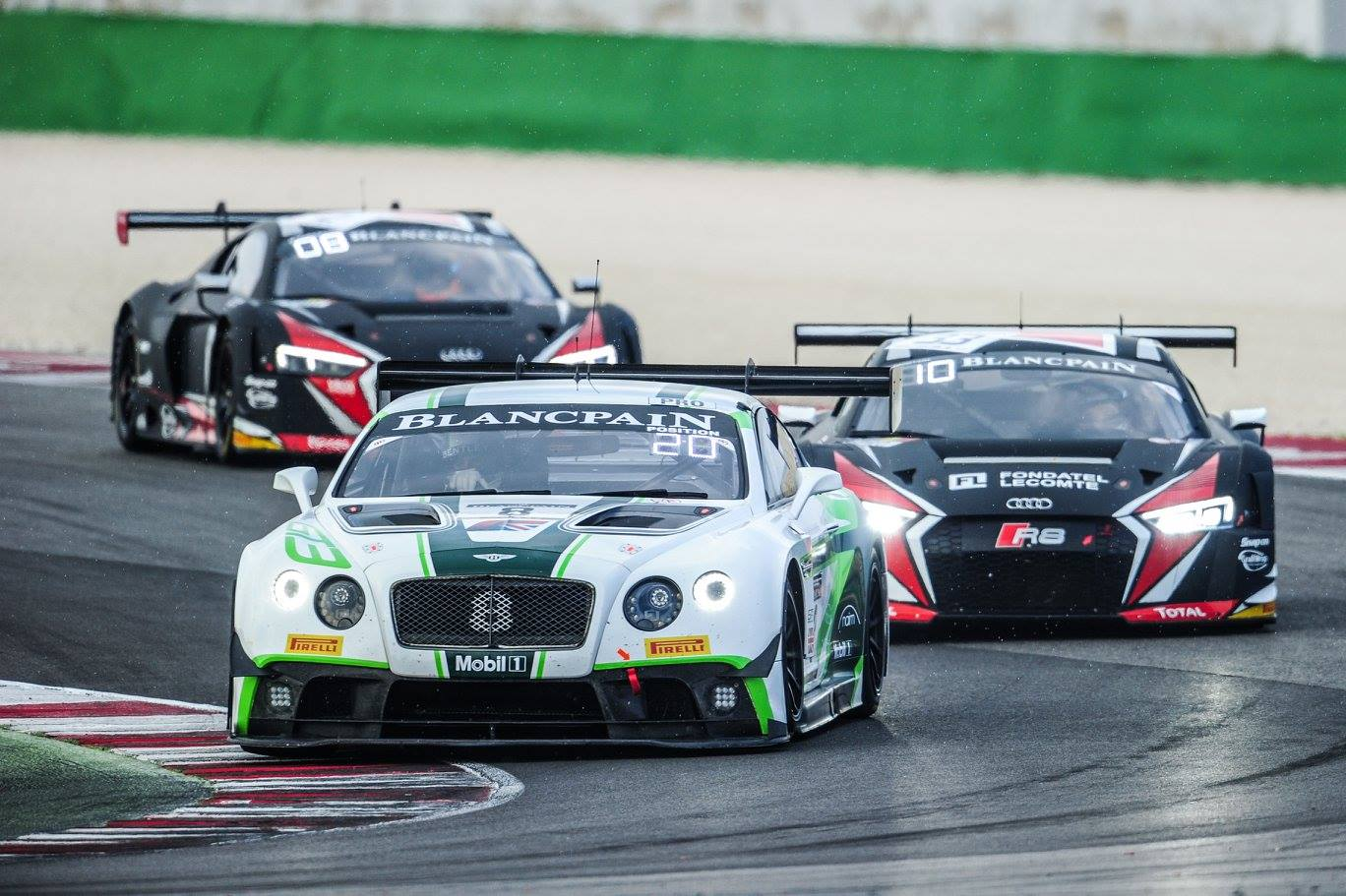 Chris Harris To Race At Blancpain Gt Series With Bentley