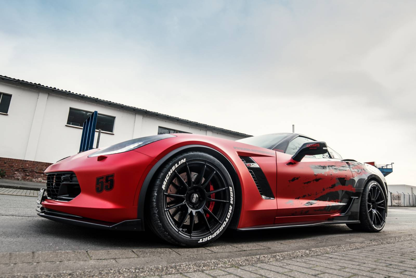 Official 700hp Chevrolet Corvette Z06 By Bbm Motorsport