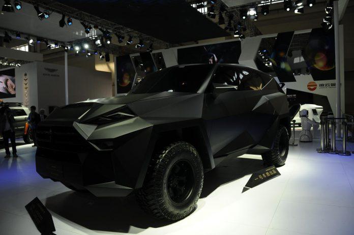 IAT SUV Concept