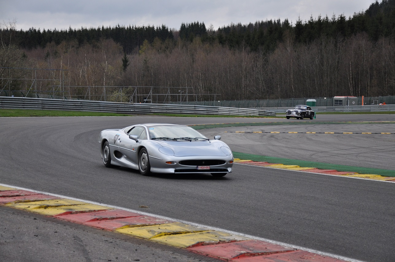Curbstone Track Events Round 3 at Francorchamps - GTspirit