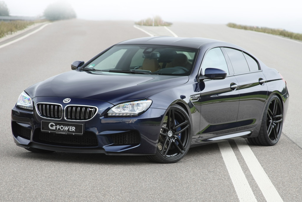 Official 740hp G Bmw M6 Gran Coupe