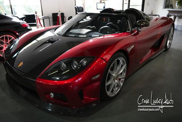 Koenigsegg Ccx For Sale At Million In Texas Gtspirit