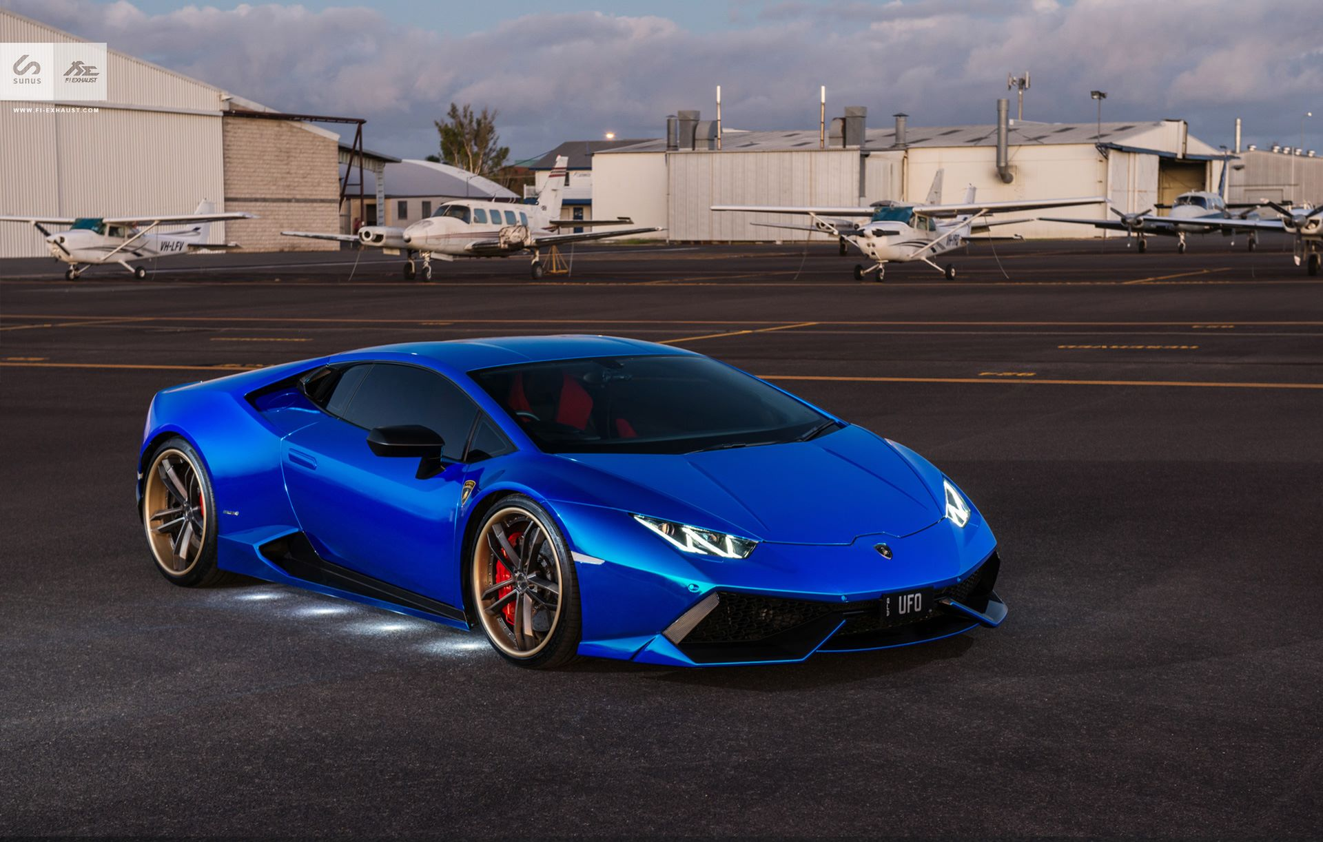 blue chrome lamborghini huracan 1 of 16 thanks