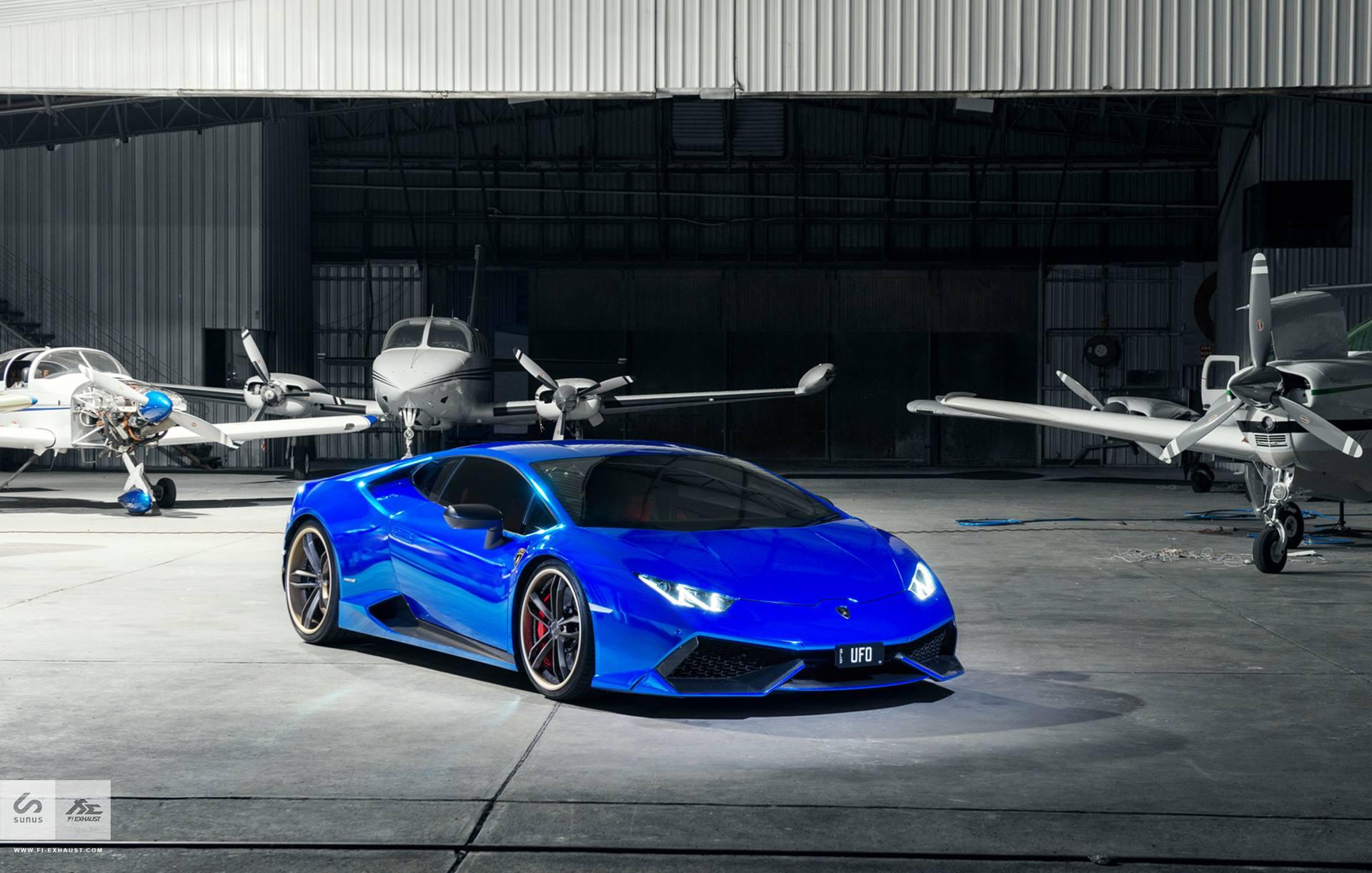 blue chrome lamborghini huracan 1 of 16 thanks - Lamborghini Huracan Blue