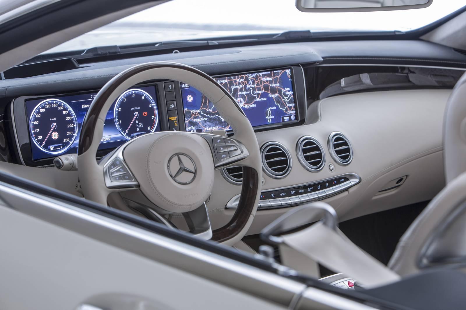 2017 Mercedes Benz S500 S63 Amg Cabriolet Review Gtspirit