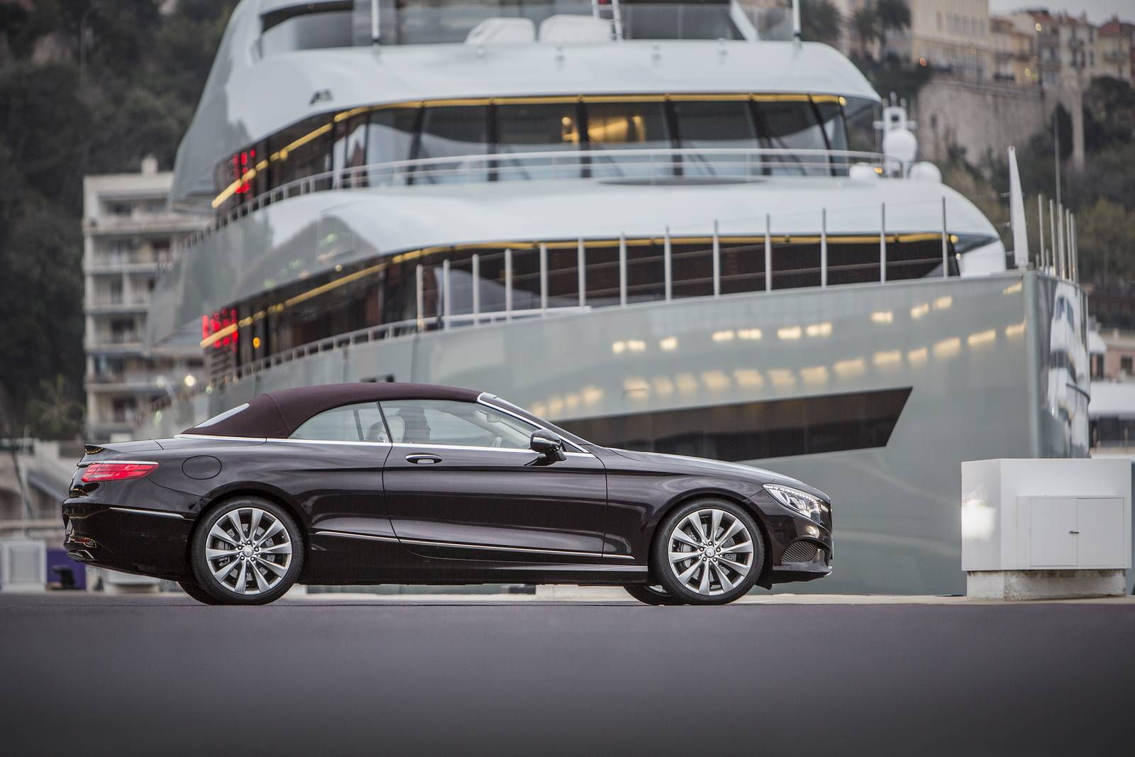 2017 Mercedes Benz S500 Amp S63 Amg Cabriolet Review Gtspirit