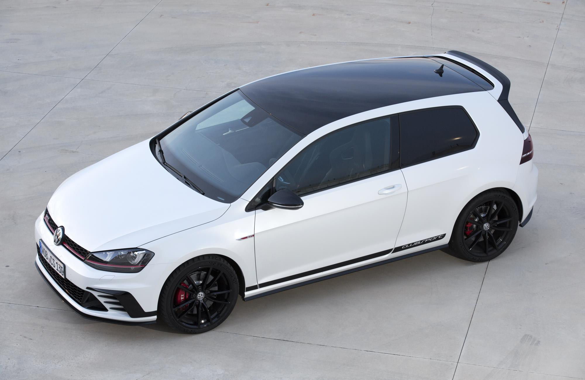 vw to debut golf gti clubsport s at w rthersee 2016 gtspirit. Black Bedroom Furniture Sets. Home Design Ideas