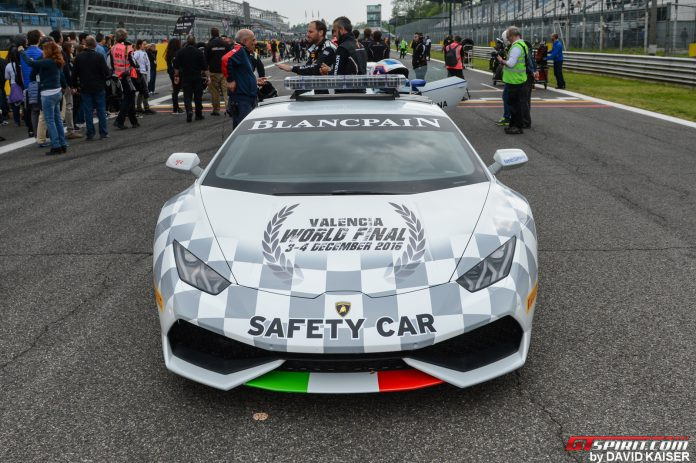 003_Lamborghini Super Trofeo Safety car