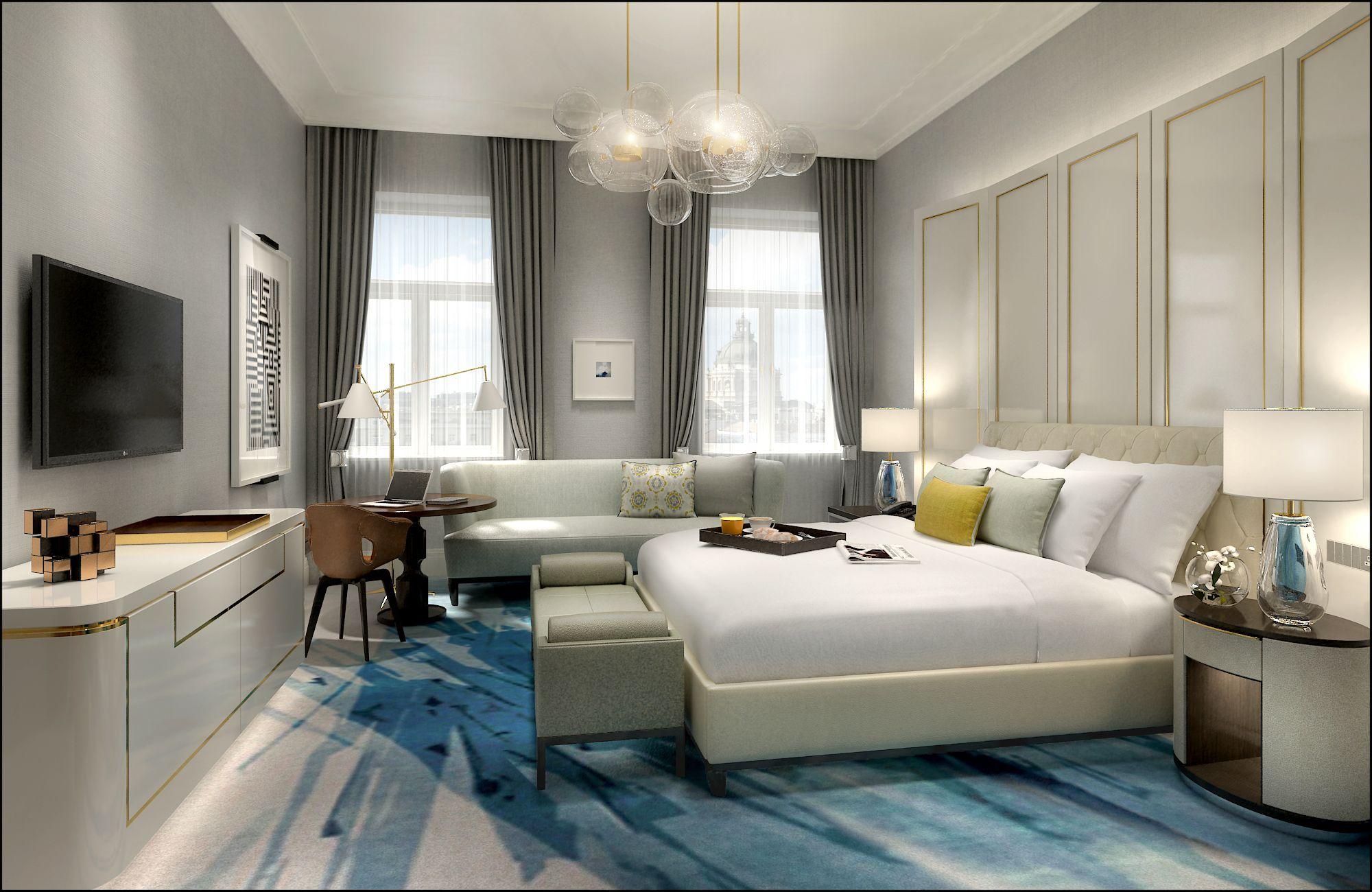The Ritz Carlton Budapest Opens In Hungary Gtspirit