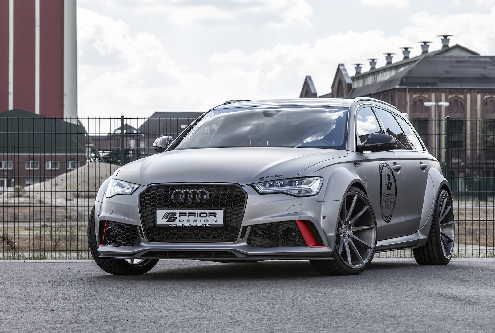 Official Prior Design Pd600r Audi A6 Rs6 Gtspirit