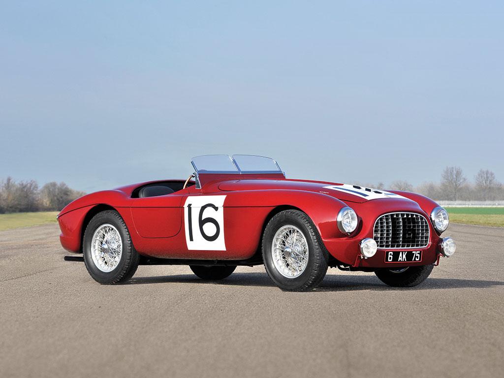 1951 Ferrari 340 America Barchetta Auctions for $8.2 Million in ...