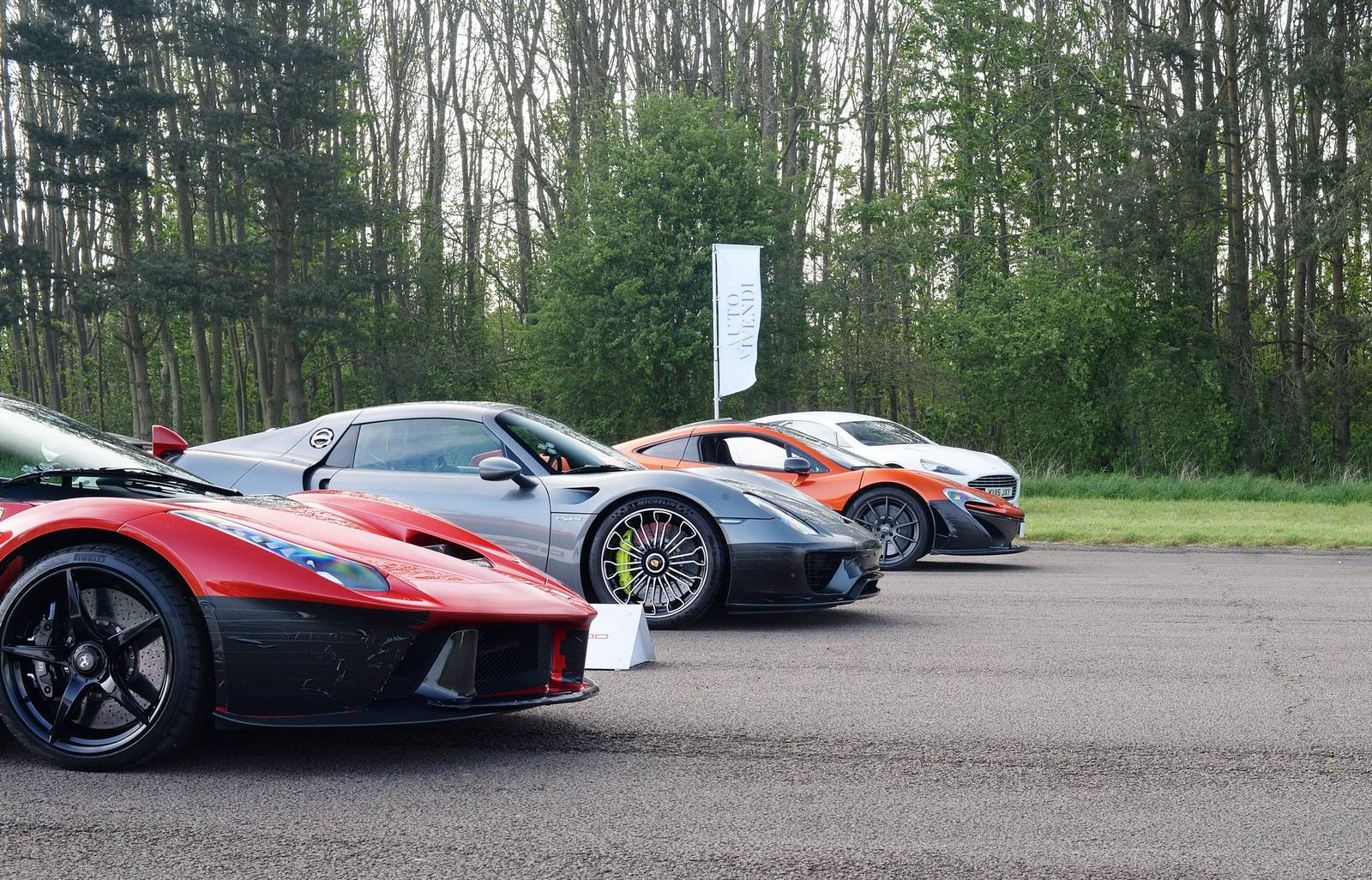 The Hypercar Holy Trinity Challenge Gtspirit