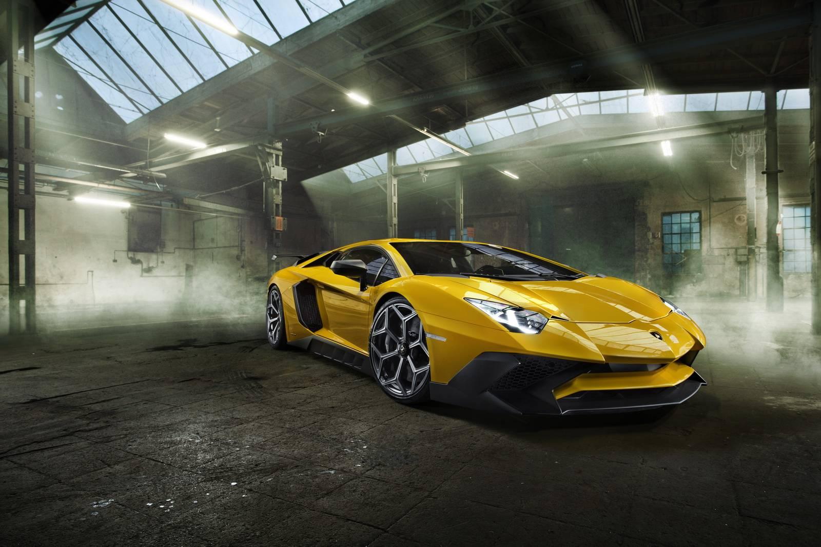 Official Novitec Torado Lamborghini Aventador SV GTspirit
