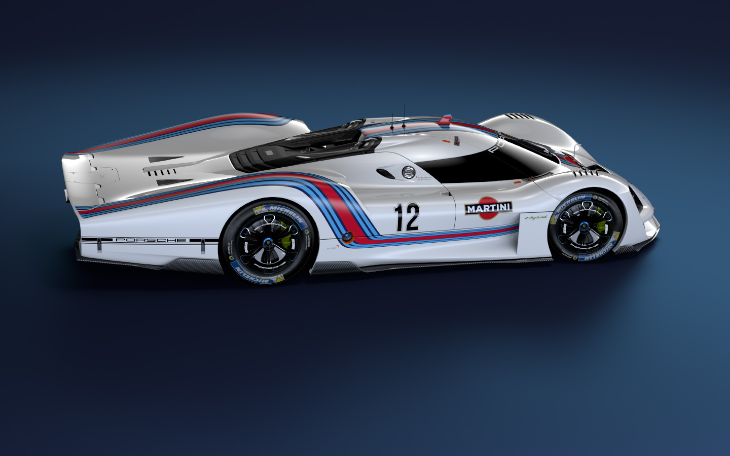 Porsche Vision GT Comes to Life as 908 LH Reincarnation - GTspirit on vision mazda gt, vision ford gt, vision toyota gt, vision nissan gt,