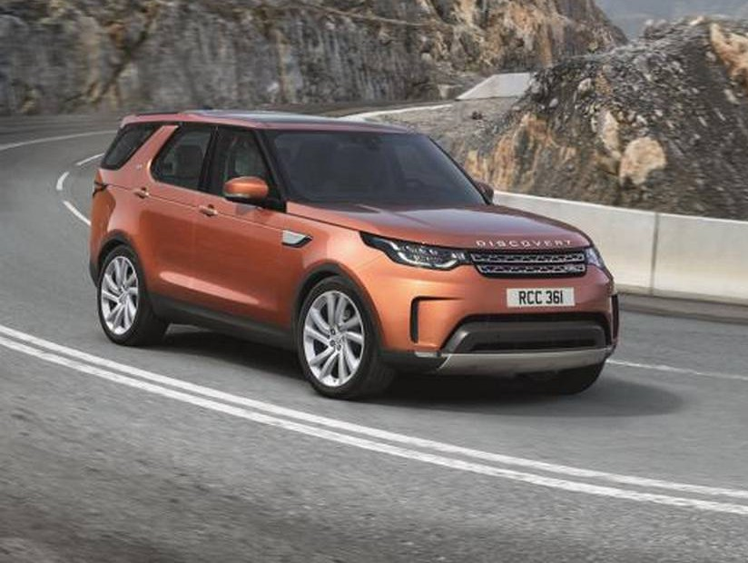 Official 2017 Land Rover Discovery