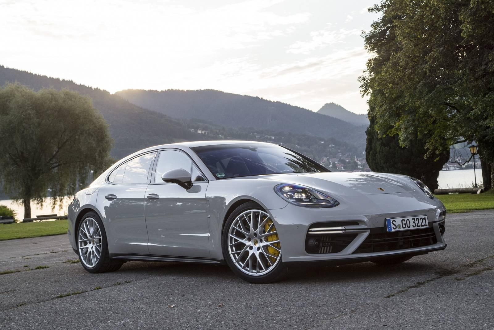 2017 Porsche Panamera Turbo Review Gtspirit