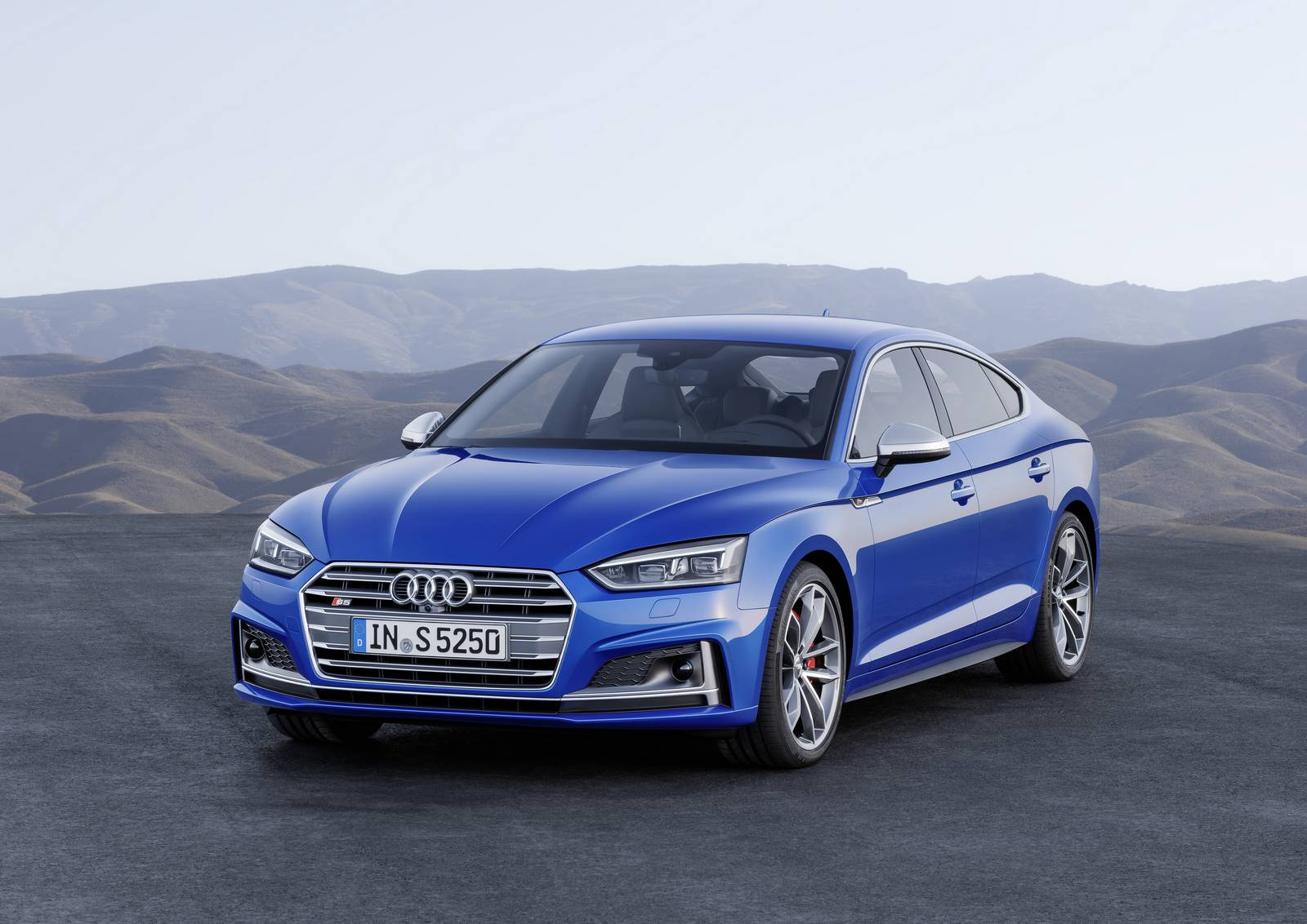 Official Audi A And S Sportback GTspirit - Audi official