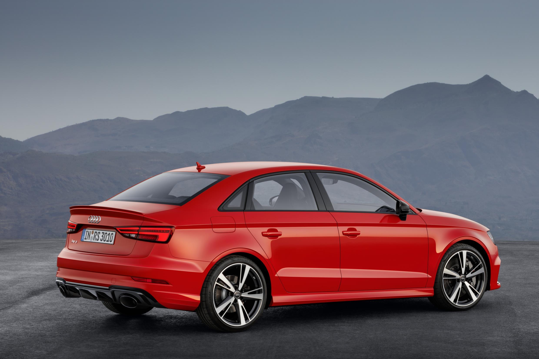 Official: 2017 Audi RS3 Sedan - GTspirit