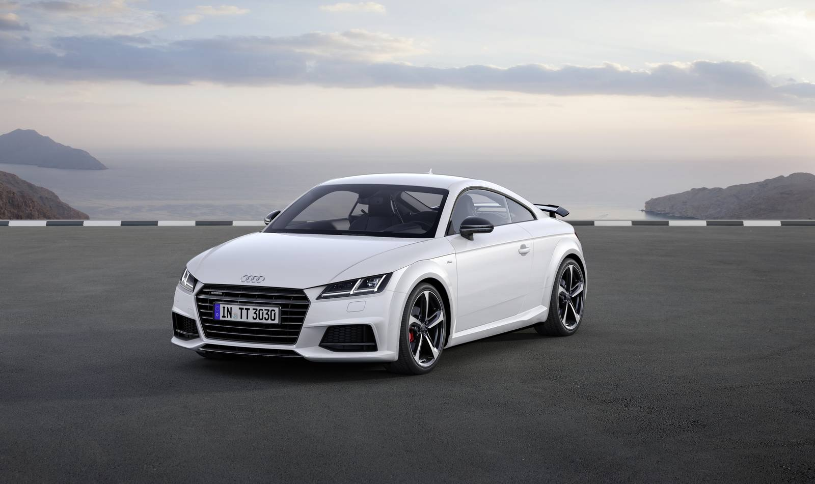 Official: 2017 Audi TT S-Line Competition