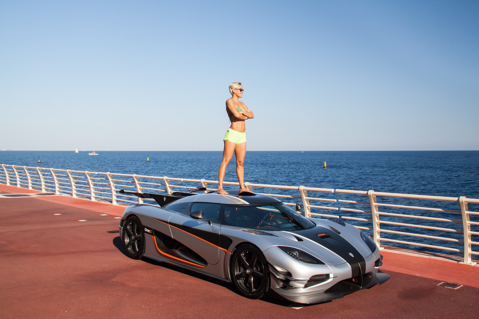 Gallery Meet Carina Lima And Her Koenigsegg One 1 Gtspirit