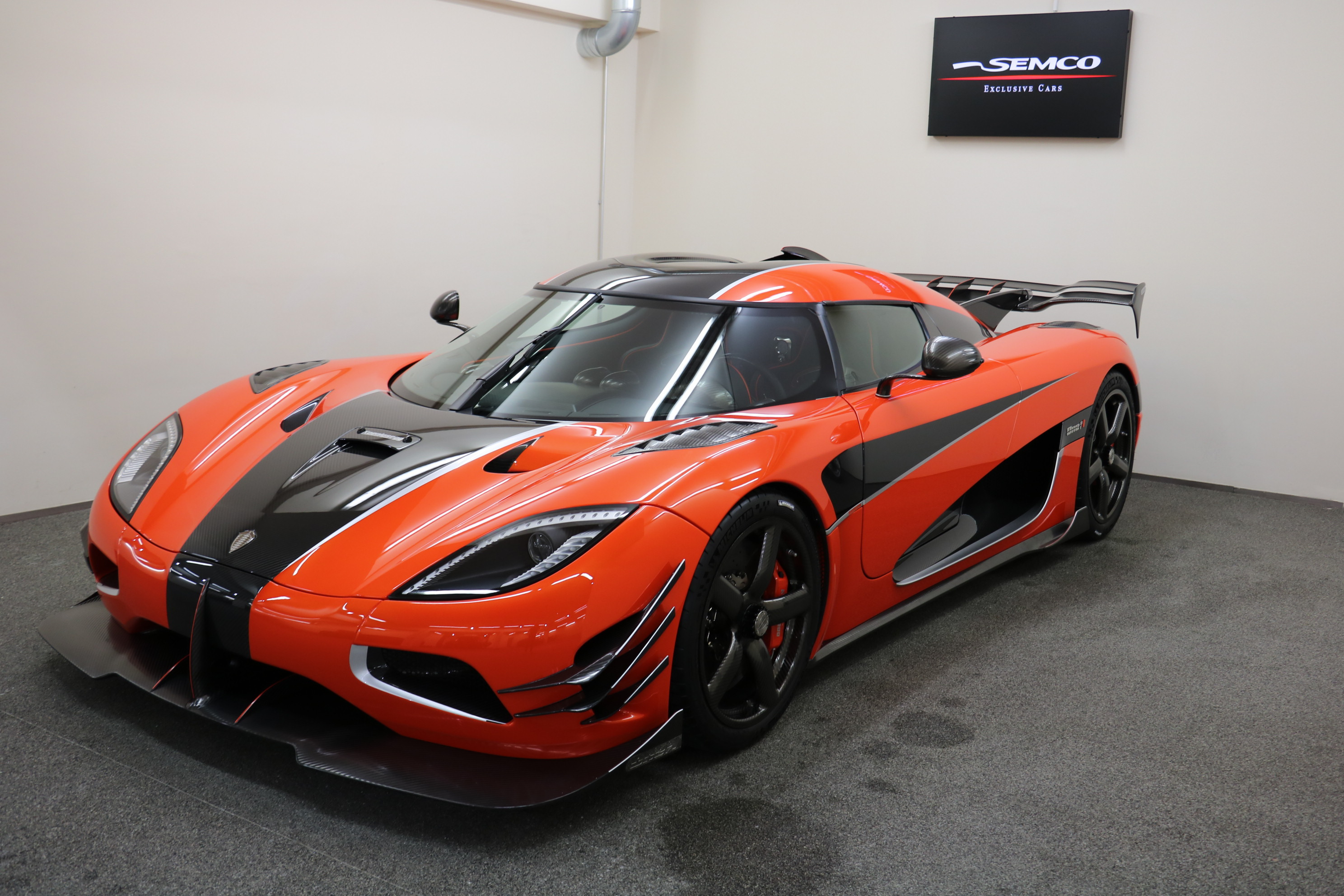 "Koenigsegg Agera Final "" e of 1"" For Sale in Germany GTspirit"